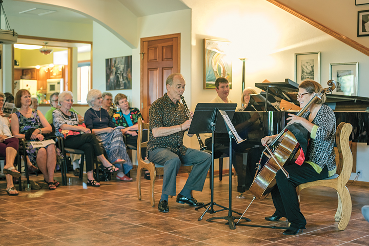 Concerts on the Creek Cambridge