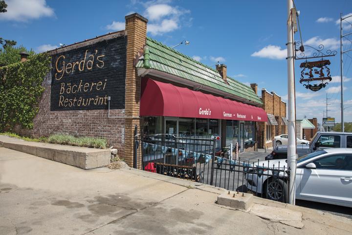 Gerda's German Restaurant & Bakery, Omaha